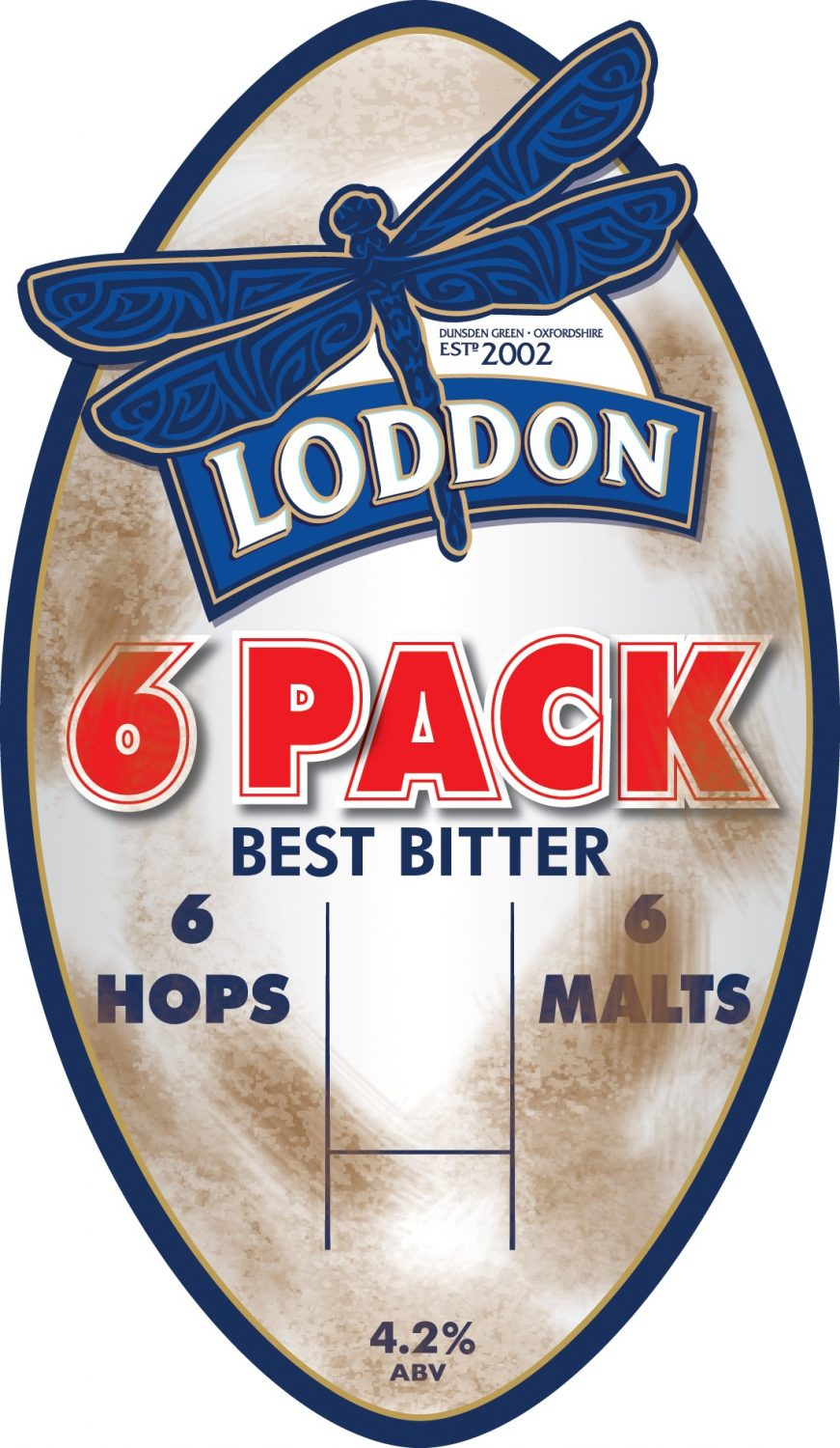 Loddon Brewery 6 Pack