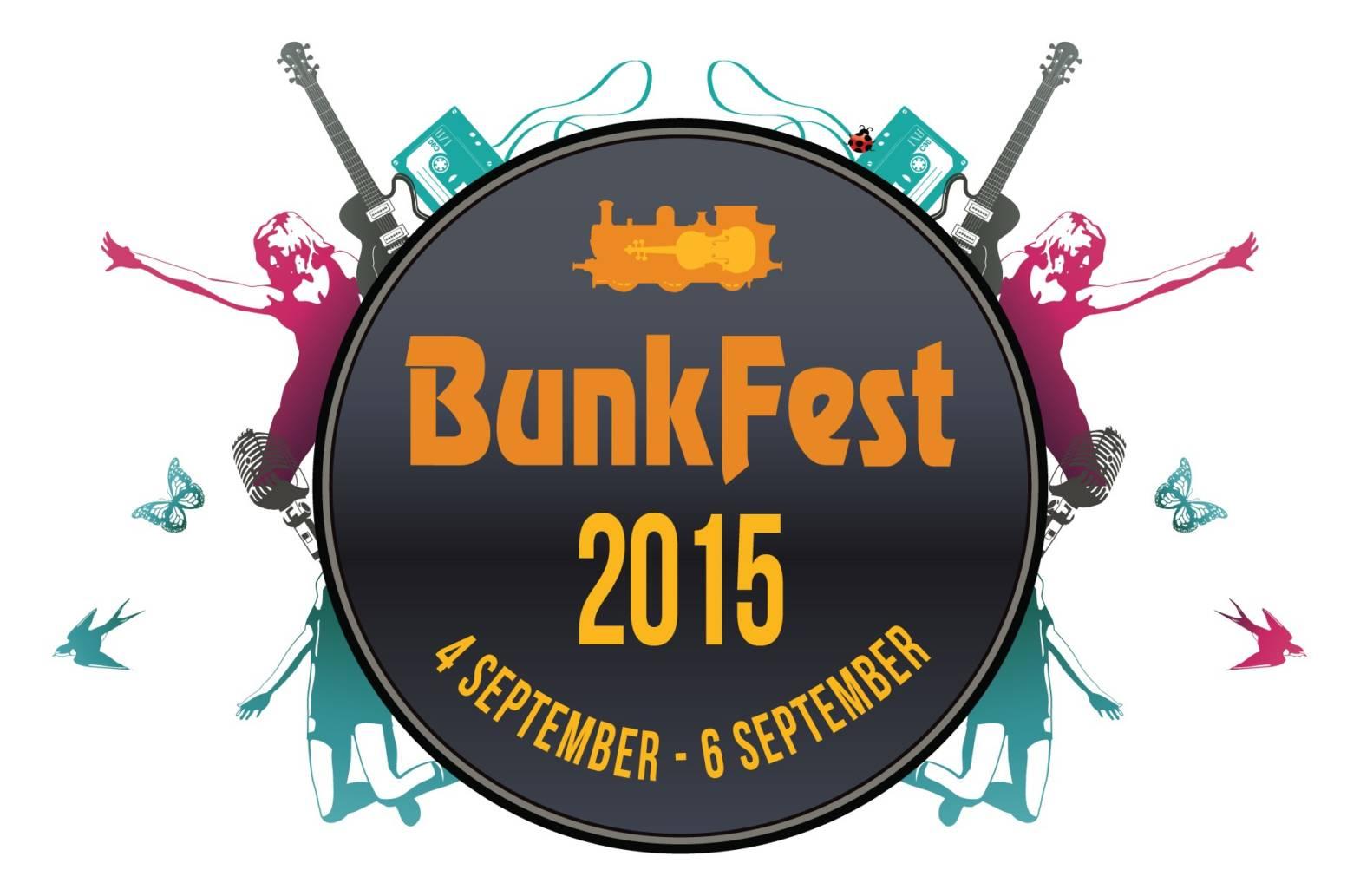 BunkFest 2015 Logo
