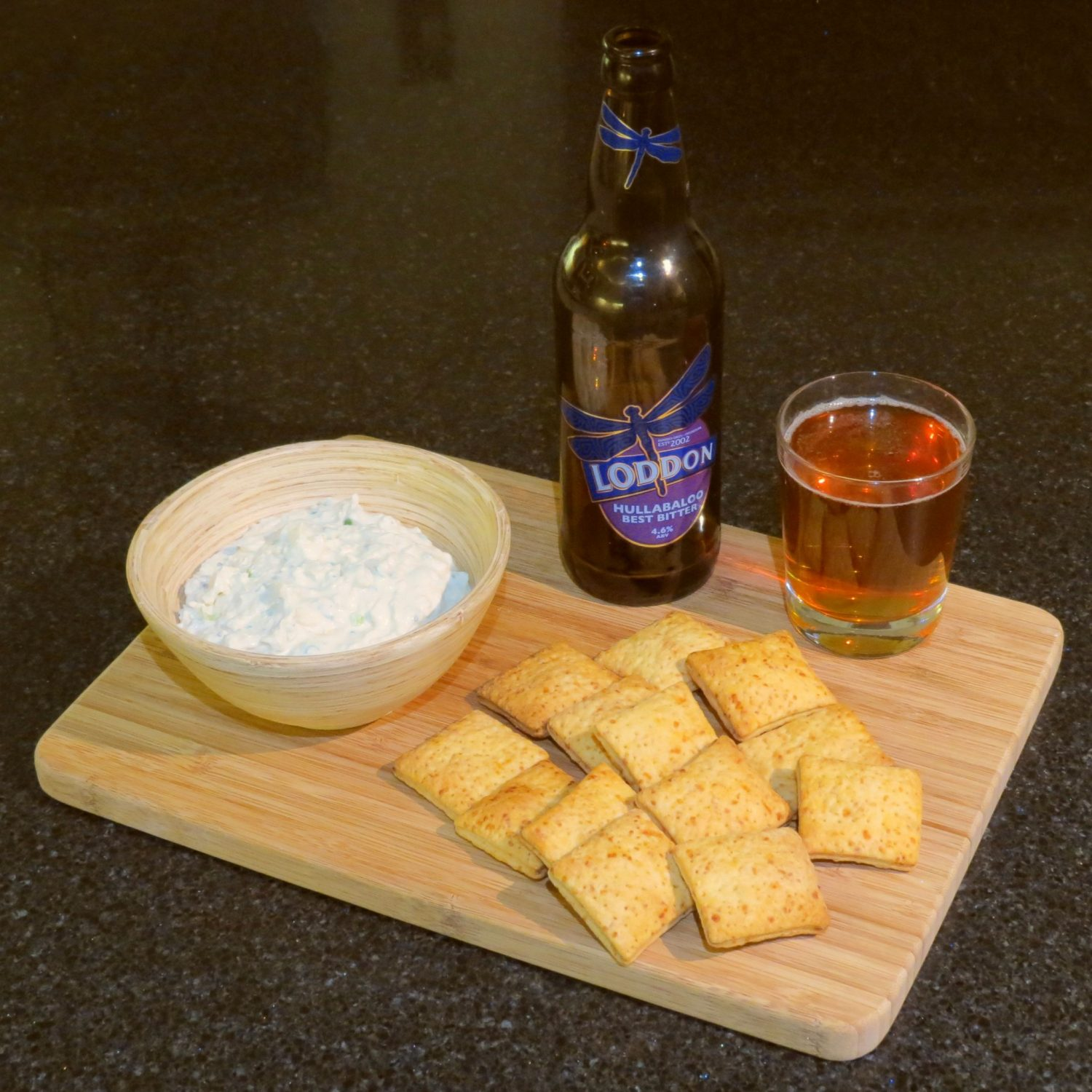 Beer and Biscuits