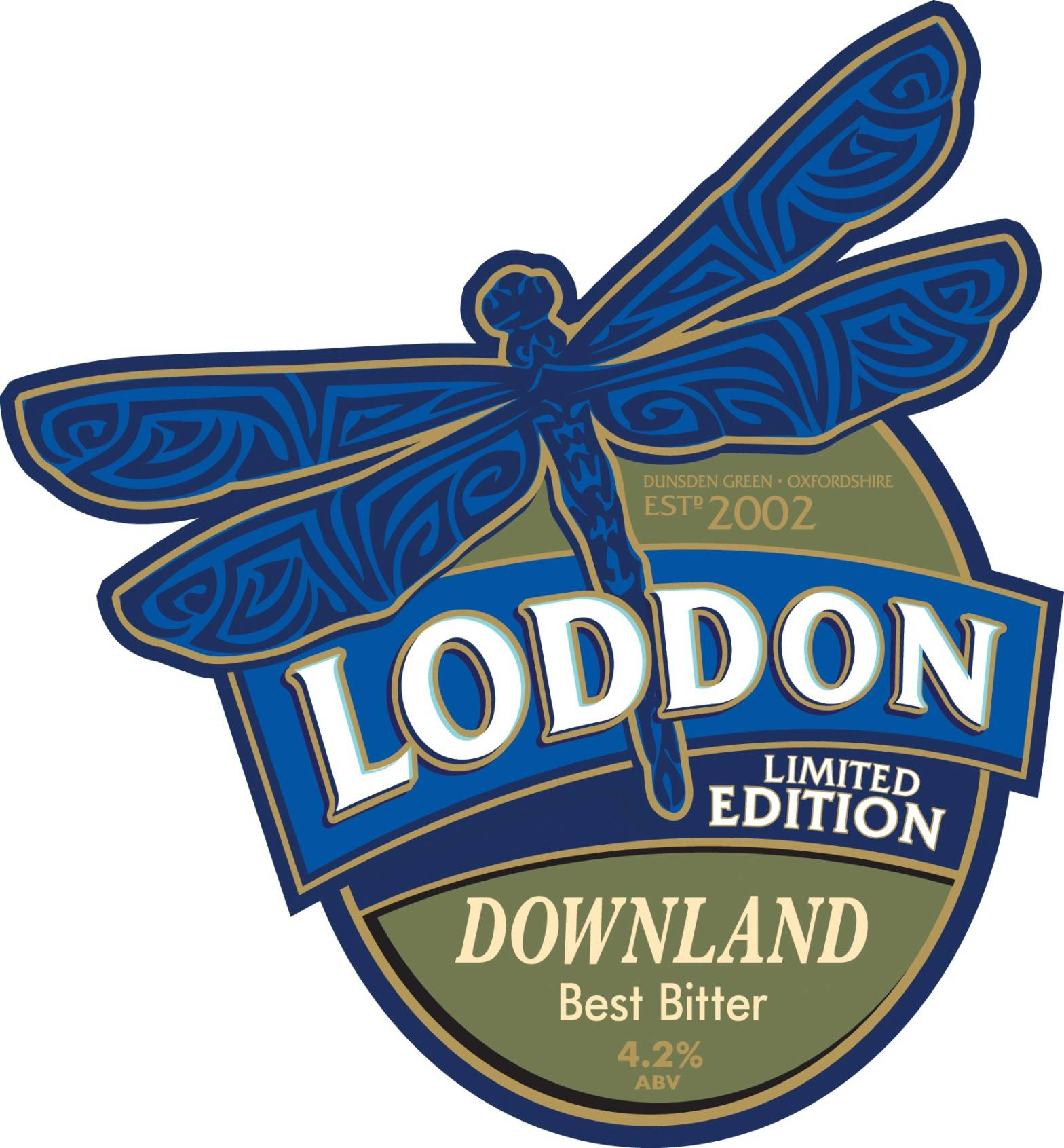 Loddon Brewery Limited Edition - Downland Best Bitter