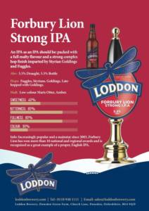 Forbury Lion Strong IPA