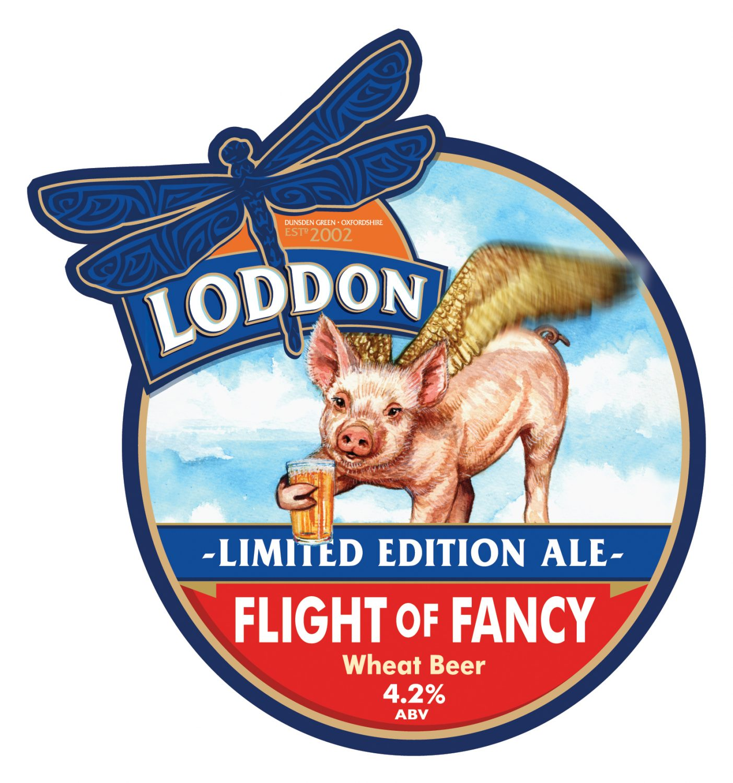 Loddon Brewery Flight Of Fancy