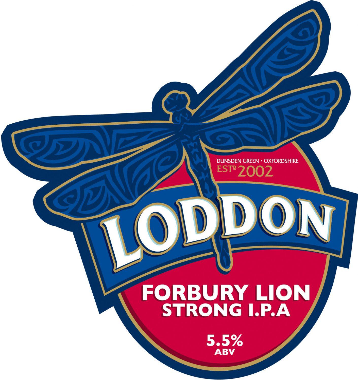 Loddon Brewery - Forbury Lion