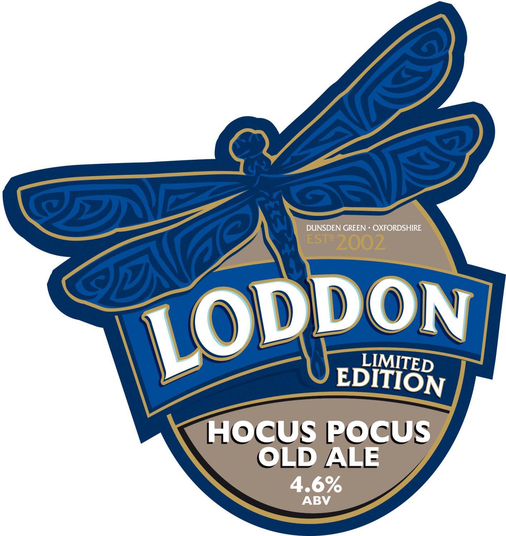 Loddon Brewery Hocus Pocus
