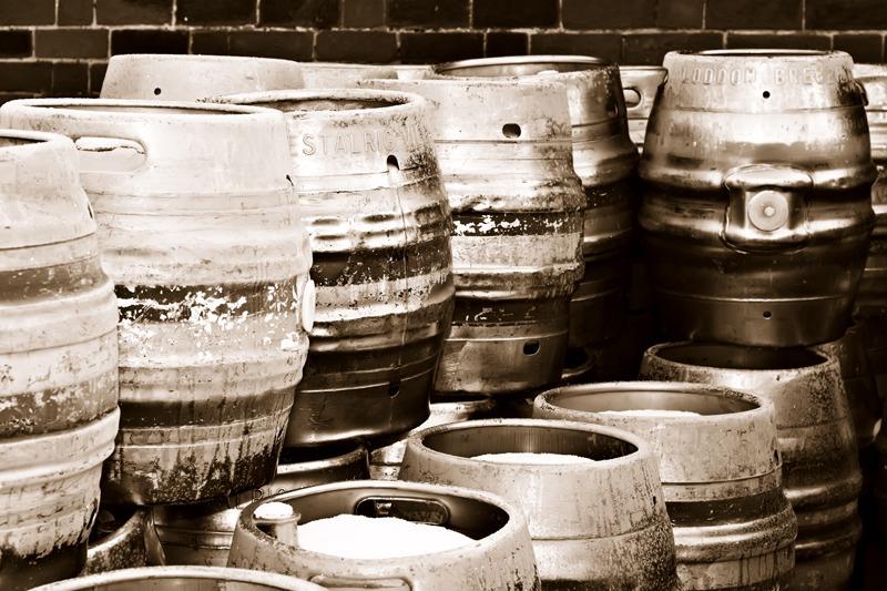 Loddon Barrels