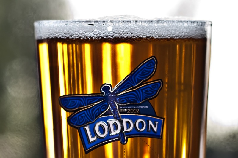 Loddon Brewery Pint Of Beer