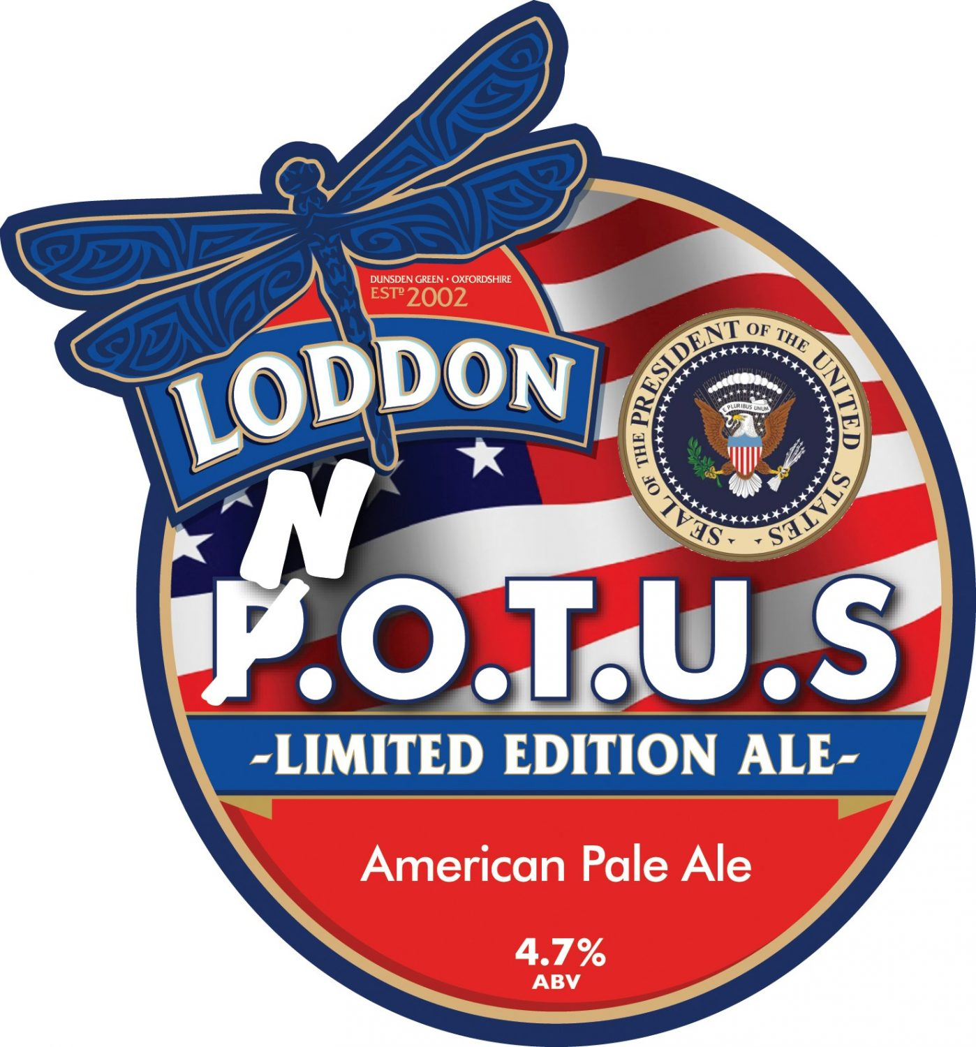 Loddon Brewery Limited Edition Ale - American Pale Ale