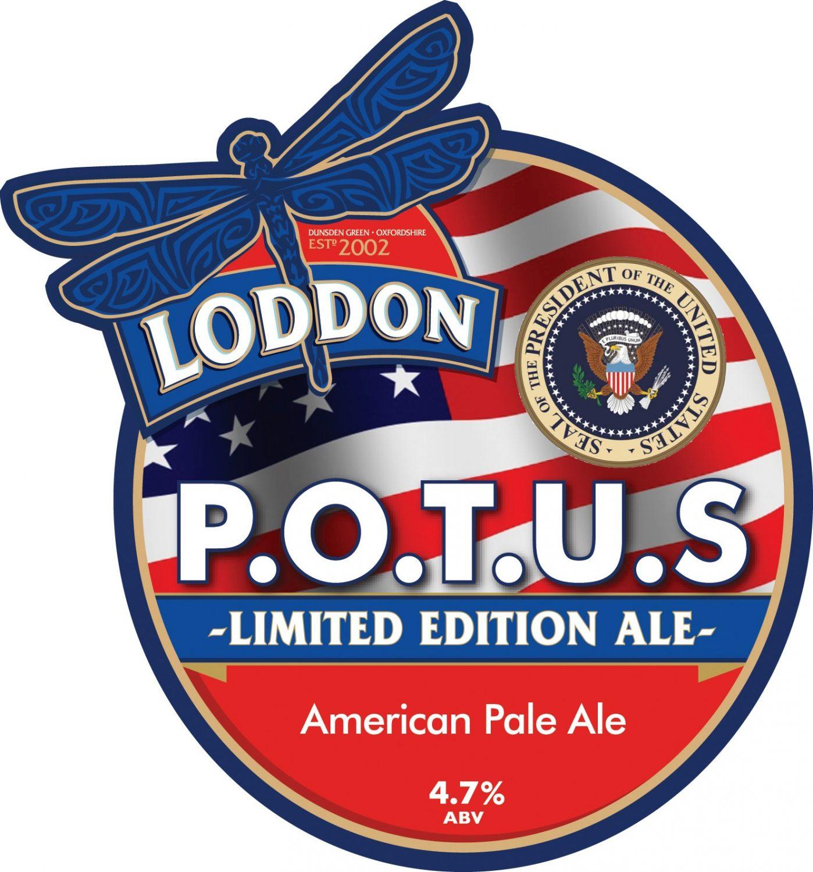 Loddon Brewery Potus
