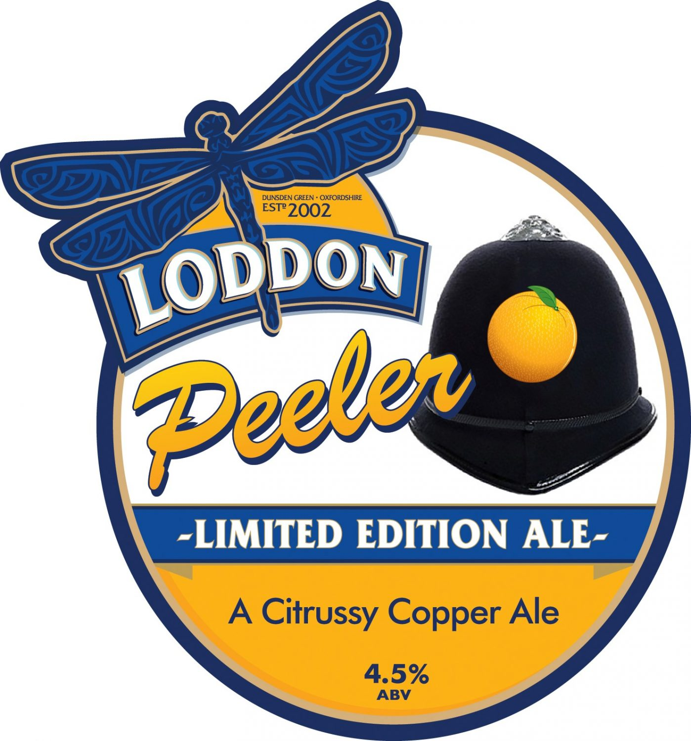 Loddon Brewery Limited Edition Ale - Peeler