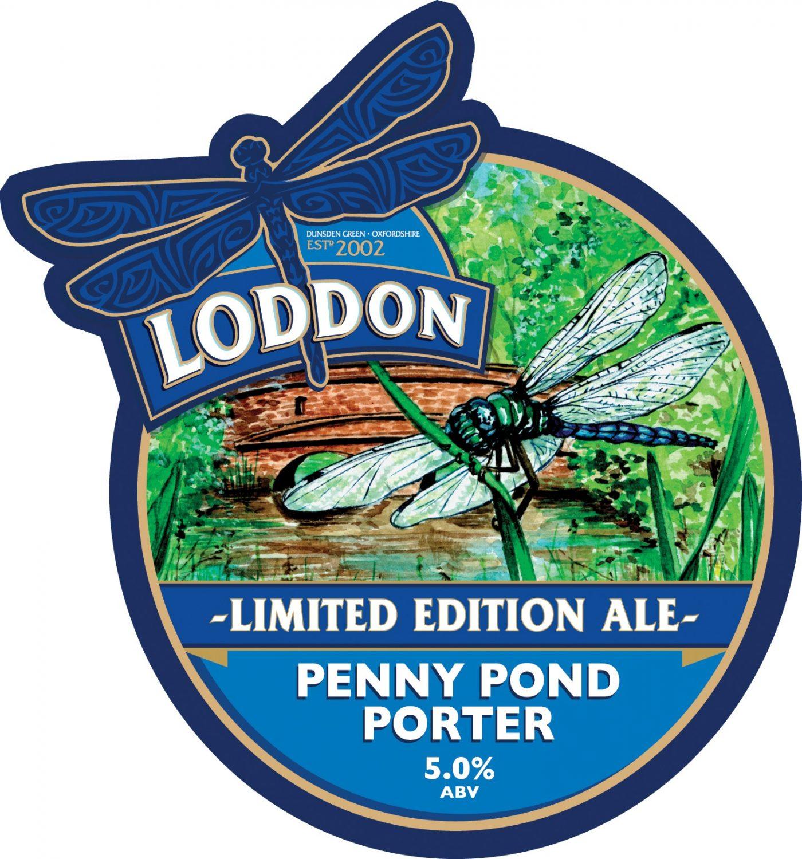 Loddon Brewery Penny Pond