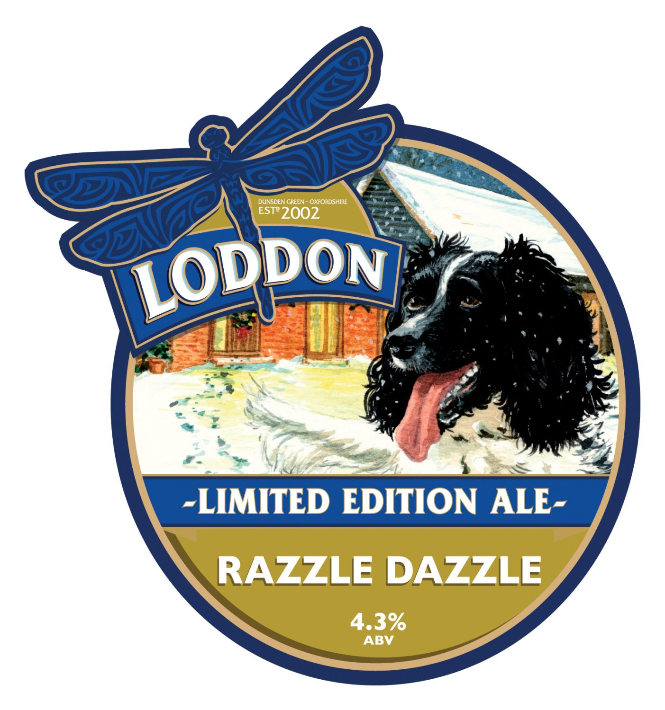 Loddon Brewery - Razzle Dazzle