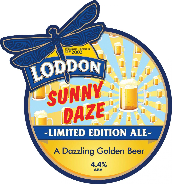 Loddon Brewery Limited Edition Ale - Sunny Daze