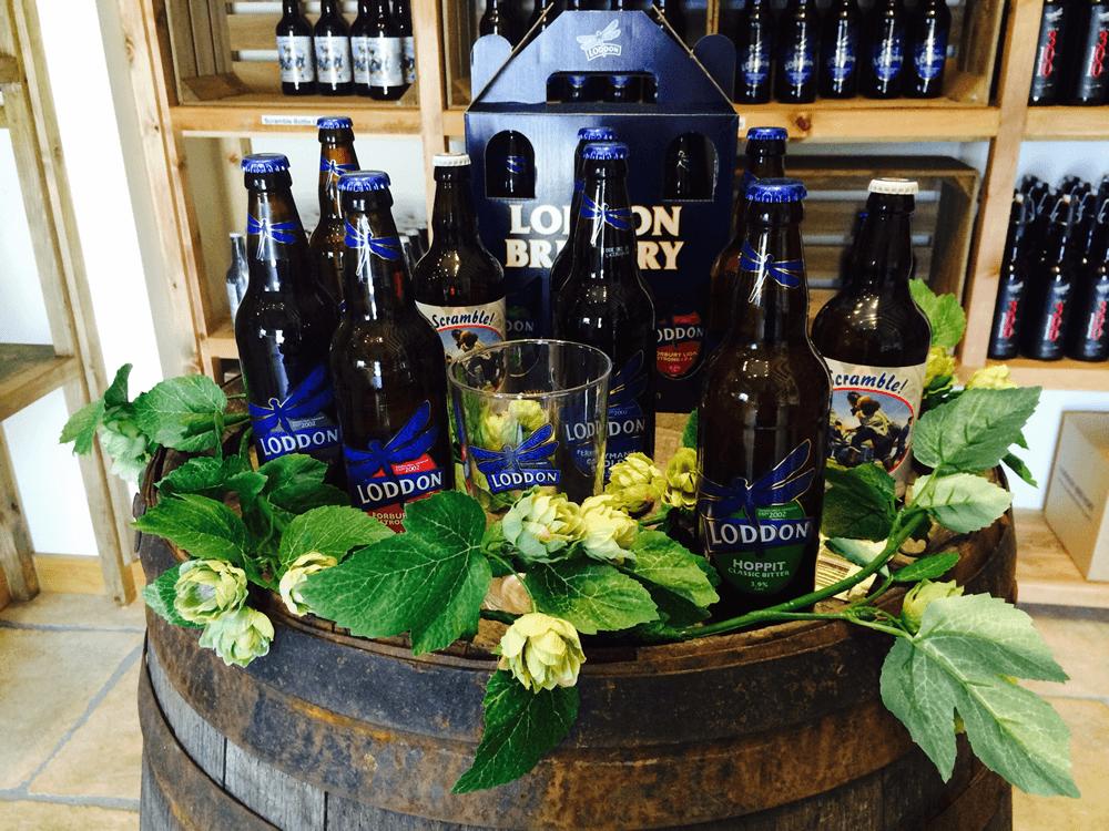 Brewery Shop at Loddon